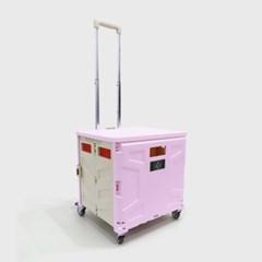코드리빙 접이식 캠핑 쇼핑카트 ABP55KCB