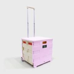 코드리빙 접이식 캠핑 쇼핑카트 ABP40KCB