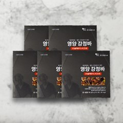 명인김규흔 영양강정바 총30개(6개입 x 5박스)