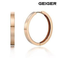 14K 베이직 링 원터치 귀걸이 GI14EE297_(1125102)