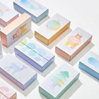 아이팜 씽크그린 종이블럭 종이벽돌
