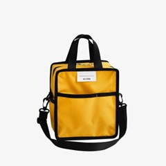 All in one Lunch bag-Yellow