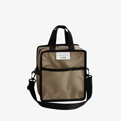 All in one Lunch bag-Beige
