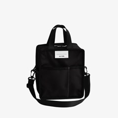 All in one Lunch bag-Black