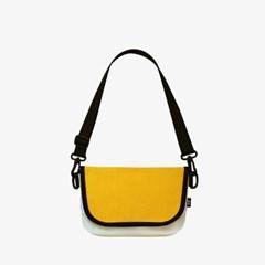 Flap ActiveBag-2Tone Yellow