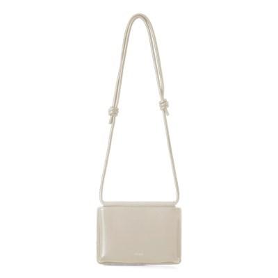 folder bag (Deep ivory) - S011DIV