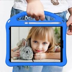 갤럭시탭S5e 10.5 T720 스탠딩 에바폼 펜슬롯 케이스