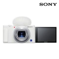 소니 브이로그 카메라 ZV-1 / 화이트