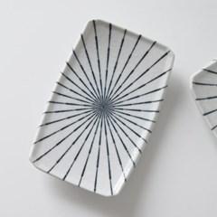 나오키 팔각 생선접시 소_(1886017)