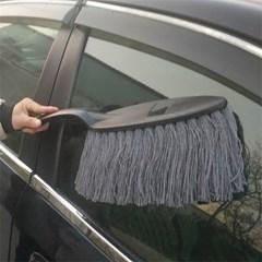 원스카 차량먼지털이개/ 면사 차량용먼지털이개