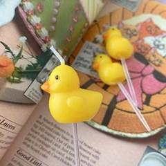 Duck Candle 오리캔들