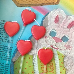 Chubby Heart Candle 처비하트캔들