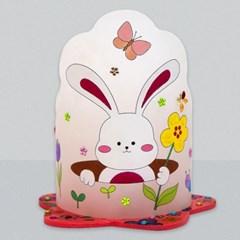 마미아트M-동물 토끼 조명등(전등갓) 만들기