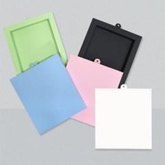 마미아트M-무지 컬러 종이액자 만들기-흰색
