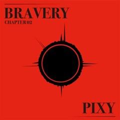픽시 (PIXY) - 미니 1집 [Chapter02. Fairy forest 'Bravery']