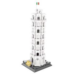 [gentoy] 5214 피사의 사탑 (1334P) /레고 호환블럭