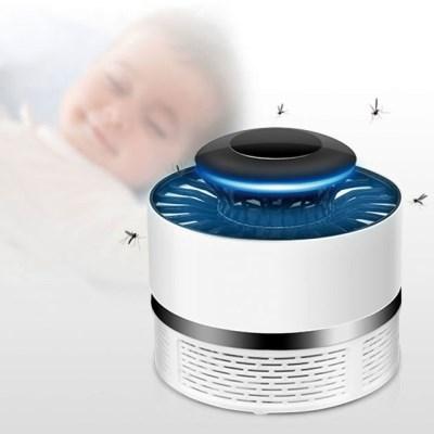 360도 UV 라이트 USB 모기 트랩 흡입 포집기