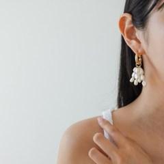 진주 드롭 화려한 패션 E1157 귀걸이