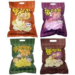 맛있는녀석들 간식택1 뚱딴지(카사바), 뚱감자, 뚱고구마, 뚱딴호박