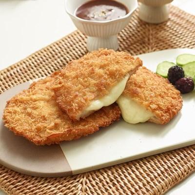 심쿵한 수제 치즈 돈까스 (120g*2개) * 3팩+소스 3봉 포_(817921)