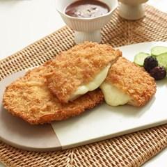 심쿵한 수제 치즈 돈까스 (120g*2개) * 6팩+소스 6봉 포_(817917)