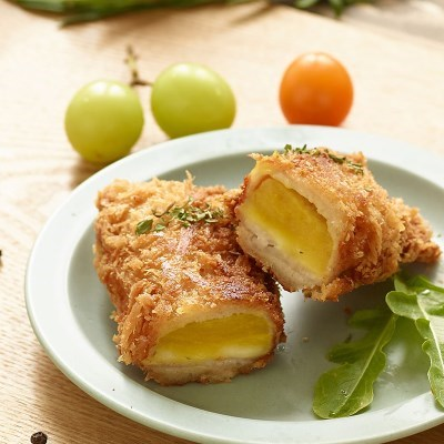 심쿵한 고구마 치즈 롤까스 (120g*2개) * 6팩 + 소스 6_(817915)