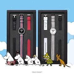귀여운 무민 손목시계 주말특가!