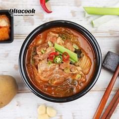 올타쿡 참이맛 감자탕(실온) 2팩