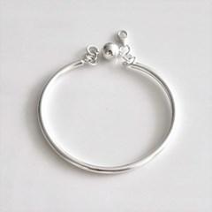 [Silver925] Ball bangle_(1555289)