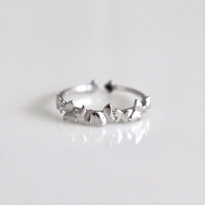[Silver925] Butterfly ring_(1555281)