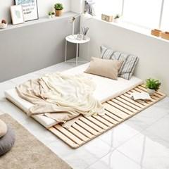 드림 저상형 원목 침대 깔판 Q_(1369567)