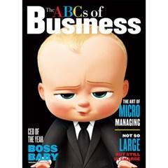 [5/21예약판매]500피스 직소퍼즐 - 보스 베이비 2 비즈니스 매거진