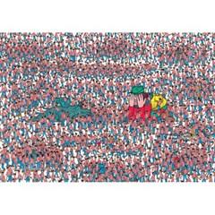 [5/21예약판매]1000피스 직소퍼즐 - 월리를 찾아라 랜드 오브 월리