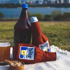 [베이컨] 맥주 보틀 토이
