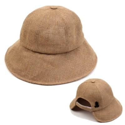 Linen Backopen Beige Bucket Hat 린넨버킷햇