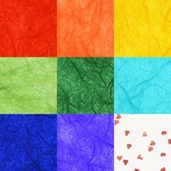 예한 한지 색운용지(1절,4절재단 선택가능)