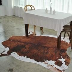 프리미엄 인조가축-카우(커피)(155x190cm)