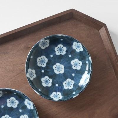 후쿠하나 꽃접시 12cm_(1887466)