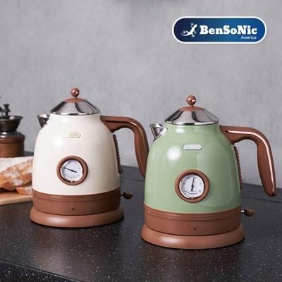 벤소닉 커스텀 전기포트 GL-E16 티포트 전기주전자 커피 차
