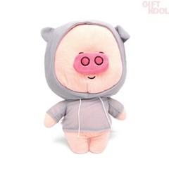 정품 뚠뚠이 피그 돼지 봉제인형 30cm