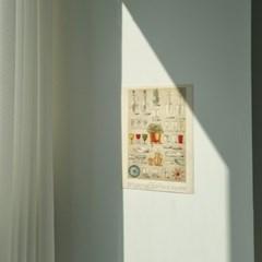 마이키친 주방인테리어 포스터