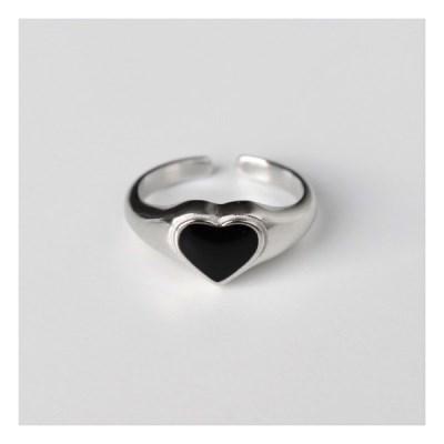[Silver925] Studio heart ring_(1556123)