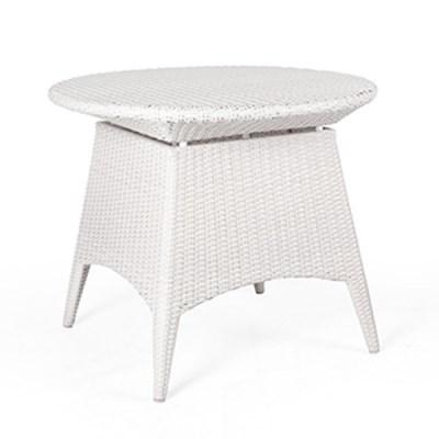 토스카나 라운드 900 - 1100 인조라탄 테이블