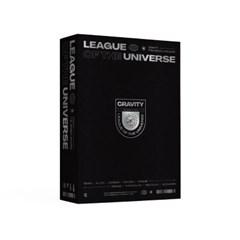 CRAVITY(크래비티) - LEAGUE OF THE UNIVERSE 화보집