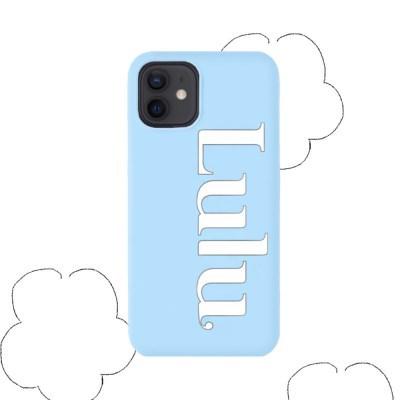 logo case _ candy blue