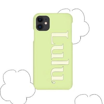 logo case _ apple mint