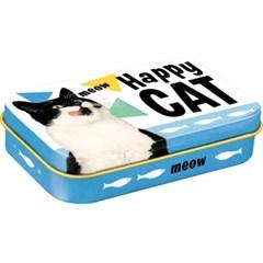 노스텔직아트[82204] Happy Cat