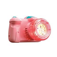 [gentoy] 카메라 버블건(핑크) +150ml버블액+스트랩(361A/P)