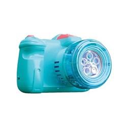[gentoy] 카메라 버블건(블루) +150ml버블액+스트랩(361A/B)