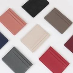 [1+1] D.LAB JY Simple card wallet - 8 color_(1061475)